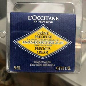 L'occitane Precious Cream 1.7oz